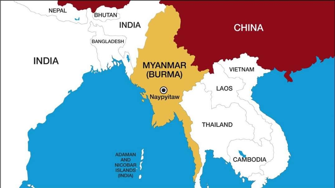 """""""Military Coup"""" Currently Under Way In Myanmar, Striking Similarities To What Just Happened In U.S."""
