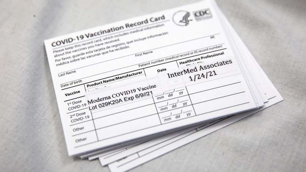 New York And New Jersey Push To Normalize Vaccination Cards, Countries Around The World Follow Suit