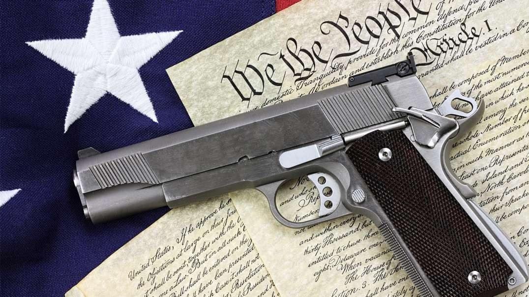 H.R. 8 Fills Gap On Background Checks For All Gun Sales, H.R. 1446 Lets FBI Indefinitely Delay Them