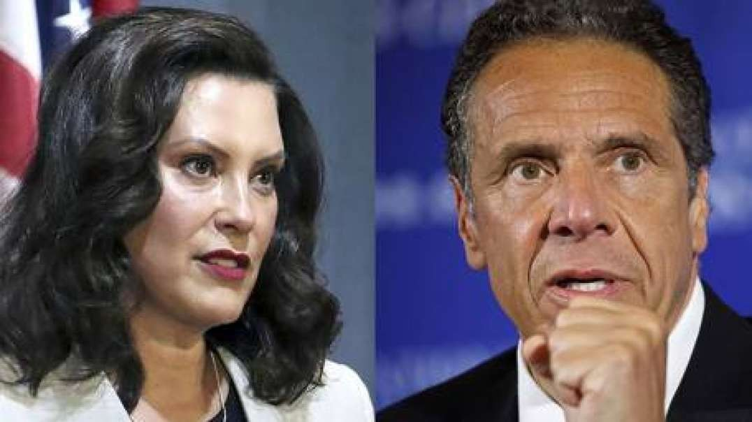 Whitmer Faces Own Nursing Home Allegations As Two Former Staffers Accuse Cuomo Of Sexual Harassment