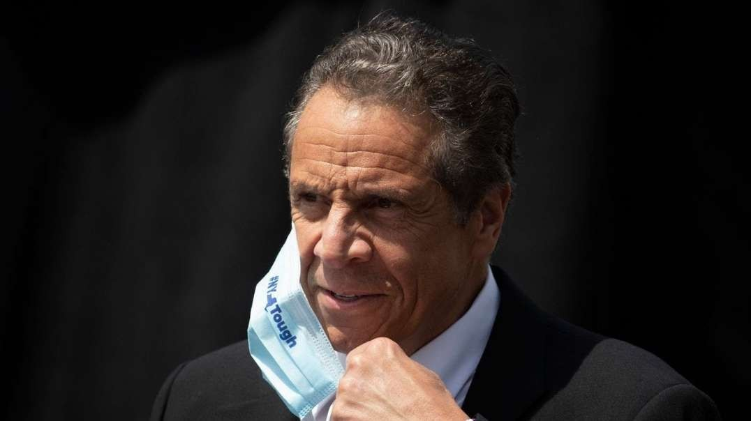 FBI, U.S. Attorney's Office Investigating Cuomo For His Handling Of Nursing Homes During COVID-19