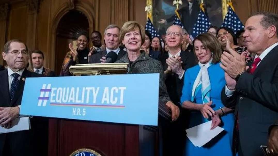 House Passes Equality Act 224-206, California Eyes Law Fining Stores For Separating Toys By Gender