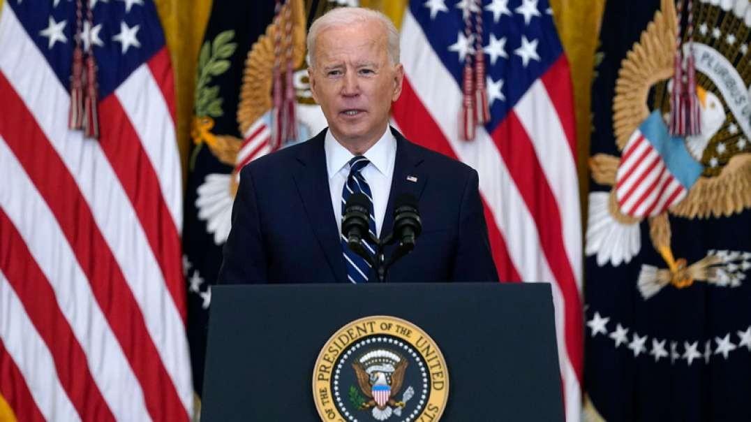 "Joe Biden Is Apparently A Secret Time-Traveler, Saying He Joined The U.S. Senate ""120 Years Ago"""