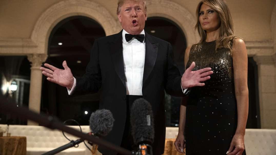 Trump Calls On AZ Gov. To Provide Security For Auditors, Says Democrats Sent 73 Lawyers to Arizona