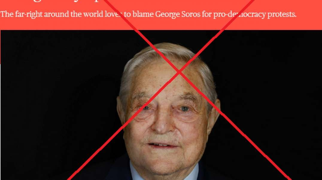 Soros' Foundation Thrusting $20M Into Biden Infrastructure Plan, China Kidnapping Christians