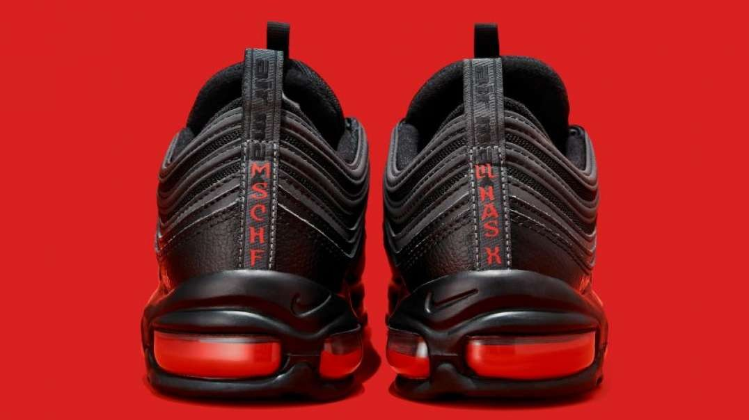 """Judge Orders """"Satan Shoes"""" To Not Be Sold, Siding With Nike In Lawsuit"""