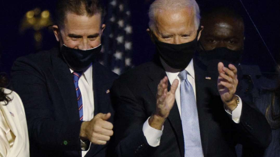 Newly Released Emails From Hunter Biden Laptop Show Ukraine Dealings Were Tip Of The Iceberg