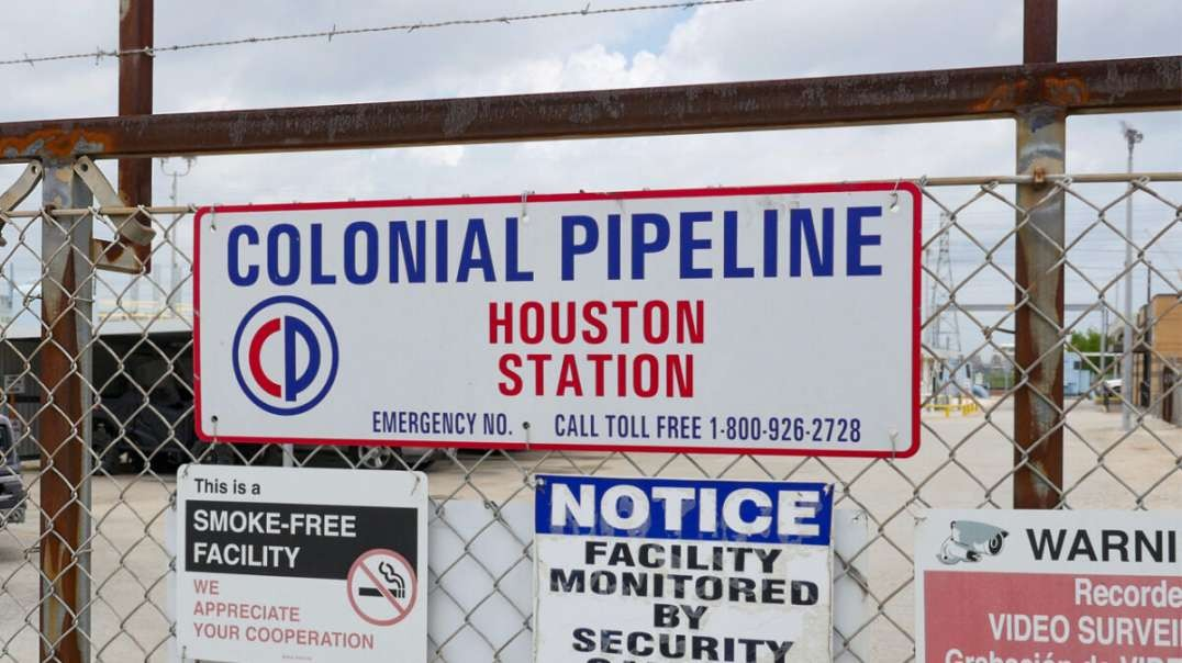Colonial Pipeline Attack Conveniently Helps Accomplish The Left's Agenda On Oil