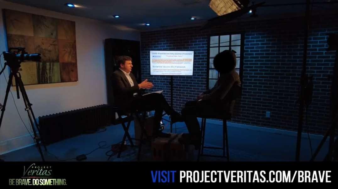 Project Veritas: Facebook Algorithm Classifiers Work To Demote, Suppress Vaccine Hesitancy Posts