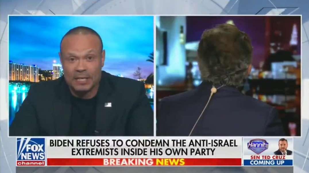 Geraldo Rivera Triggered While Defending Hamas, Throws Paper At Camera and Turns Back On Bongino