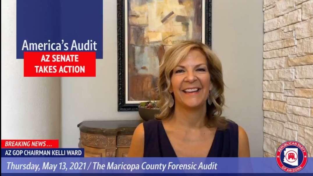 "Arizona Audit Uncovers ""Serious Discrepancies And Irregularities"" So Far In 2020 Election"
