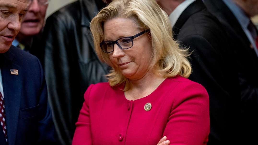Liz Cheney Ousted This Morning From Number 3 Spot In House GOP