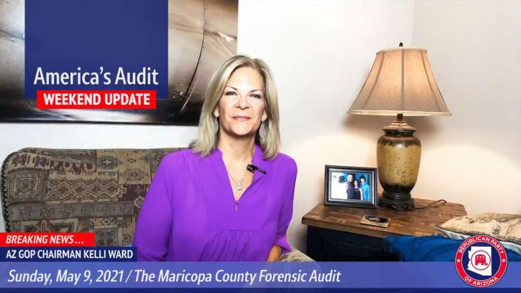 Arizona Senate Responds To DOJ Inquiry Regarding The Audit: Thanks, But No Thanks For Your Concern