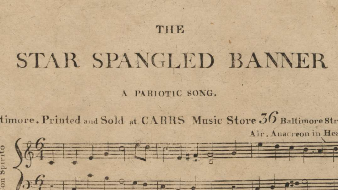 Patriotic Verse Of Star Spangled Banner Previously Buried By Radical Left Agenda Resurfaces Online