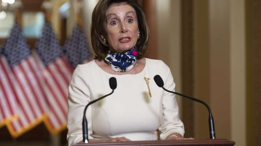 Pelosi Announces That House Democrats Will Create Their Own Commission Regarding January 6th