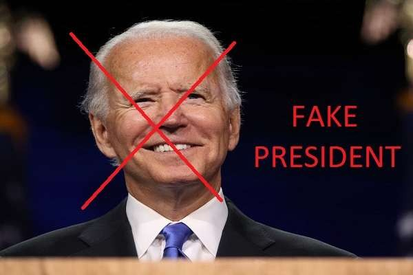 """America's fake President's national security advisor Jake Sullivan said Biden is the """"clear and the consensus leader of the free world"""" after his embarrassing trip to Eur.."""
