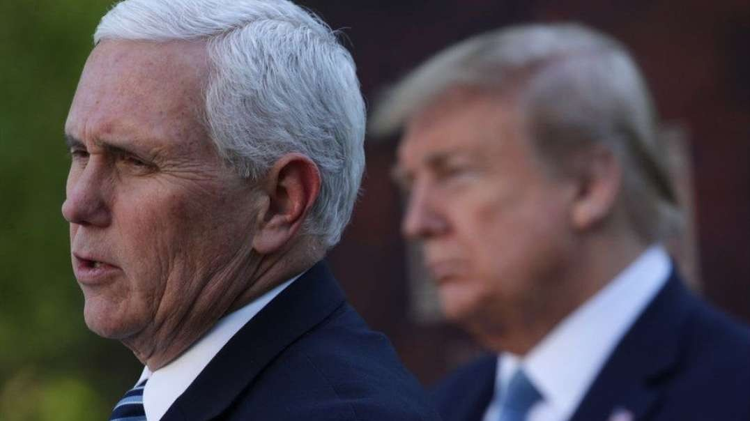 Mike Pence Says He Was Proud To Certify Election On Jan 6th, Says Intervening Would Be Un-American