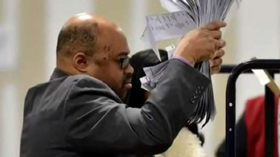 Top Election Official In GA Also Scanned Ballots Twice, ACLU Trained And Deployed 2700 Poll Workers