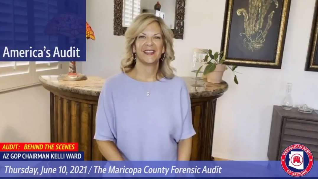 Six States Have Toured Arizona Audit To Potentially Conduct Their Own As Phase Two Of Audit Begins