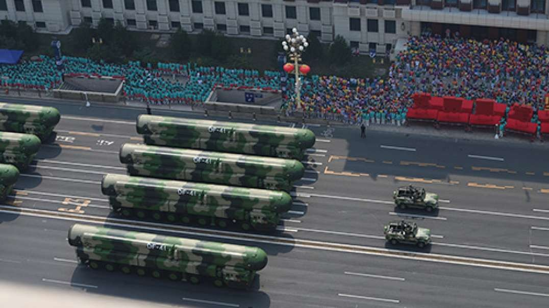 State-Run Media Says China Must Prepare For Intense Showdown With U.S., Increase Nuclear Warheads