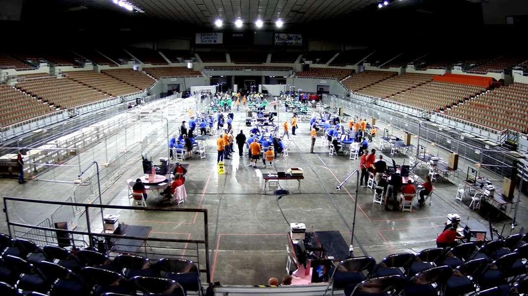 Pennsylvania Sends Delegates To Arizona Audit, Alarm Sounds In Fulton County Where Ballots Stored