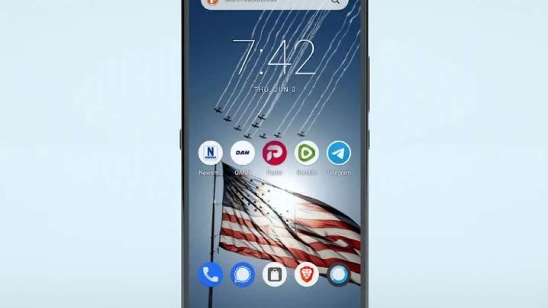 """New """"Freedom Phone"""" Launched To Help Conservatives Break Away From Big Tech Censorship"""