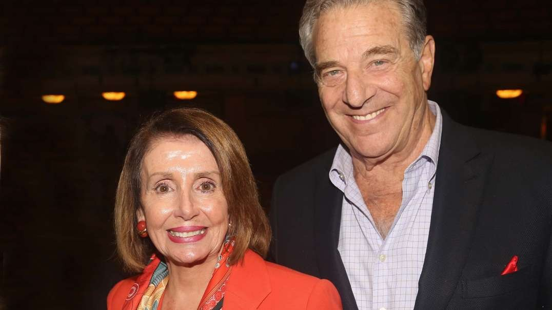 Pelosi's Husband Wins Again After Purchasing Amazon Options Six Weeks Ahead Of New Cloud Contract