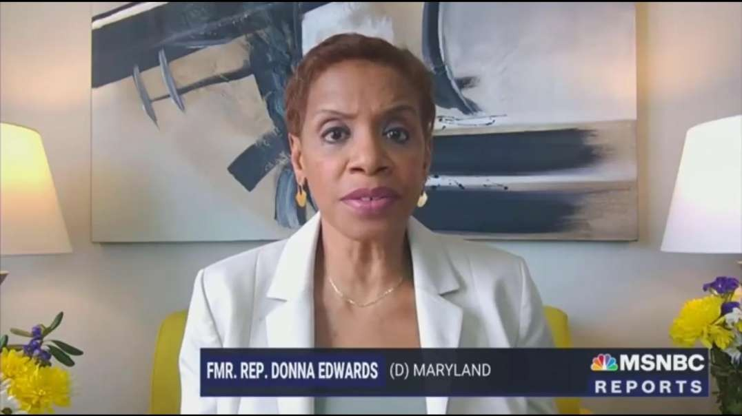Democrat Admits On MSNBC That Election Integrity Laws In U.S. Will Cost Them Future Elections