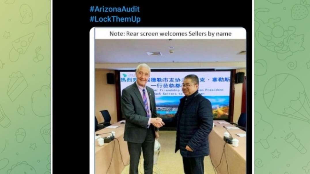 Member Of Maricopa County Board Of Supervisors Met With CCP In March 2019, Audit Counting Complete