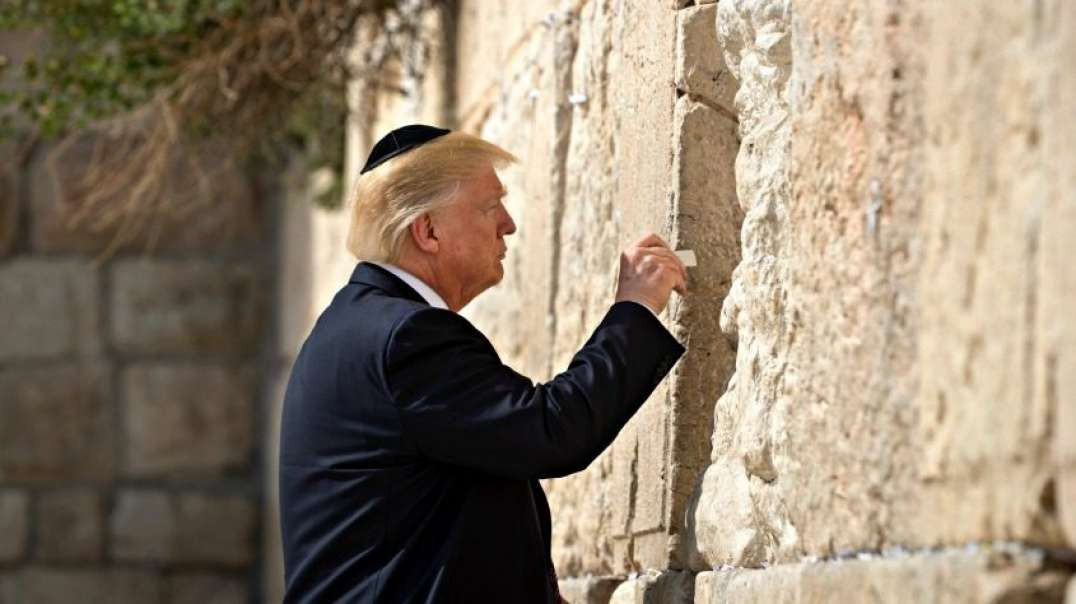 President Trump Is Like A Modern Staff Of Moses....Here's Why