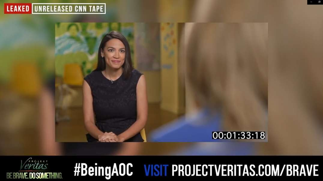 Project Veritas Leaks CNN Tape Where AOC Ties Sex Assault To January 6th, Already Removed By YouTube