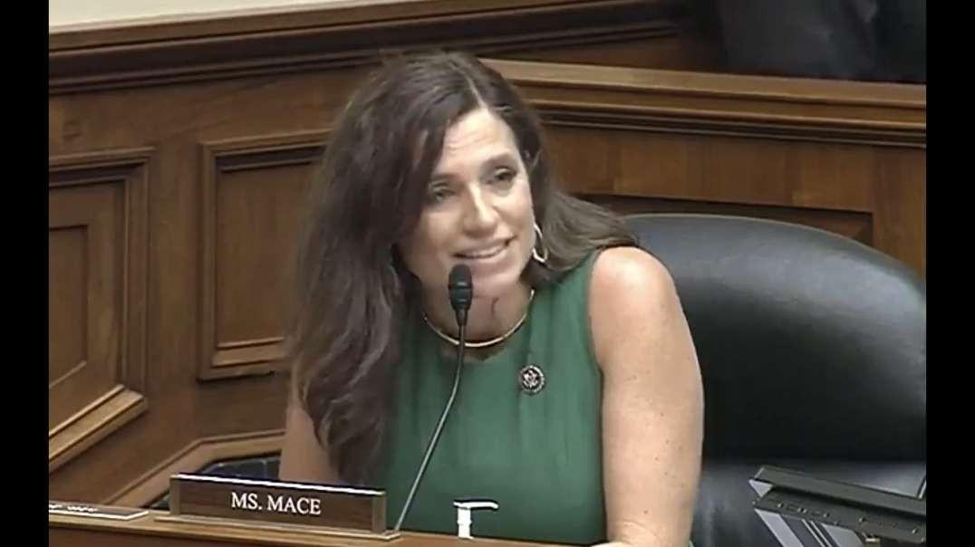 Representative Nancy Mace Obliterates False Narrative On Voter ID While Questioning Texas Democrat