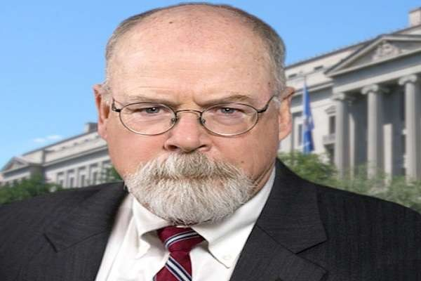 John Durham has apparently been presenting evidence to a grand jury in connection with his investigation into the origins of the Russia hoax. But sources say charges may be filed against LOW..