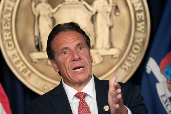 New York Governor Andrew Cuomo has announced he will resign, effective in 14 days.