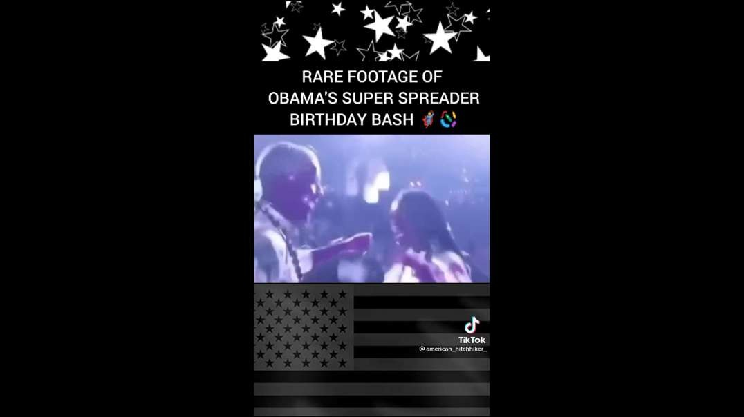 Obama's Scaled Down, Close Friends And Family Birthday Bash Included Beyonce, John Legend, Jay Z