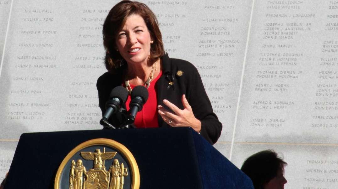 Meet Governor Cuomo's Successor, New York's Gretchen Whitmer