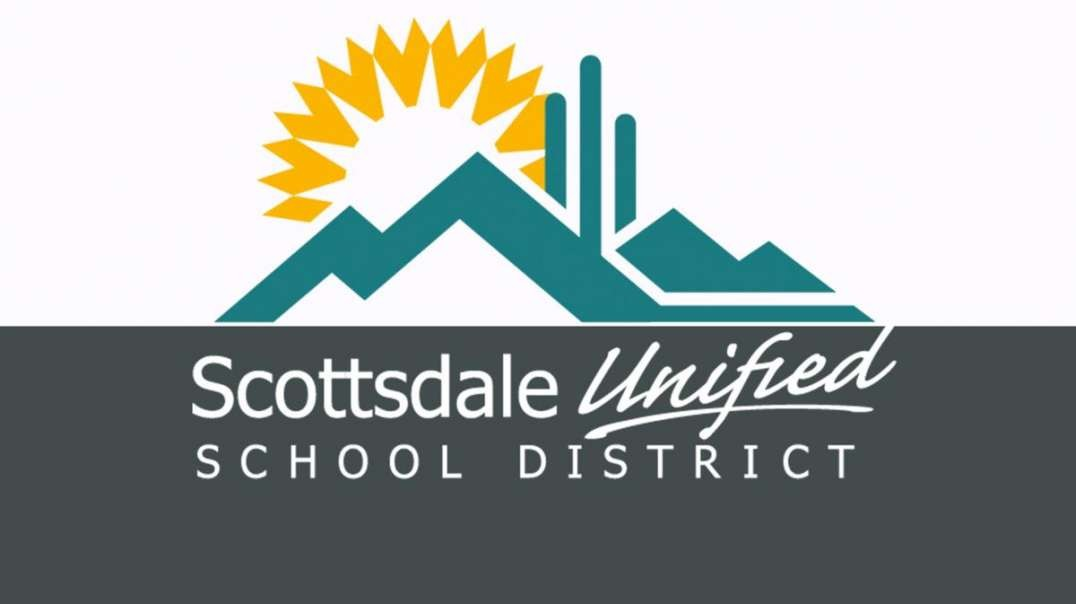 Scottsdale Schools Board President In Arizona Mumbles Obscenities Against Parents Over Mask Mandates