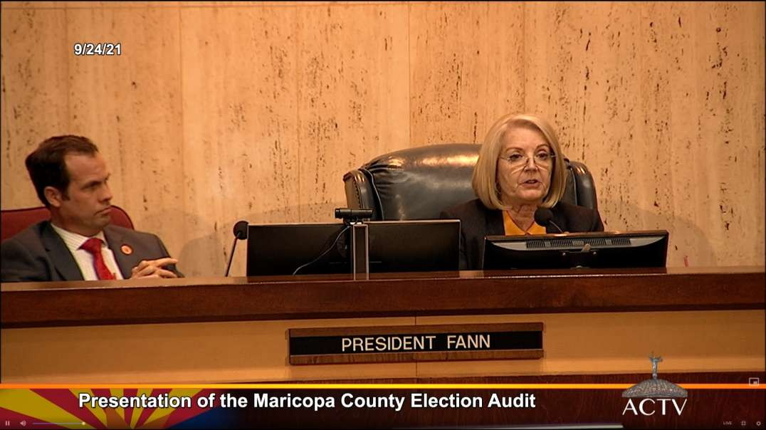Maricopa County Full Forensic Audit Report Released, Formal Investigation By Arizona AG Requested