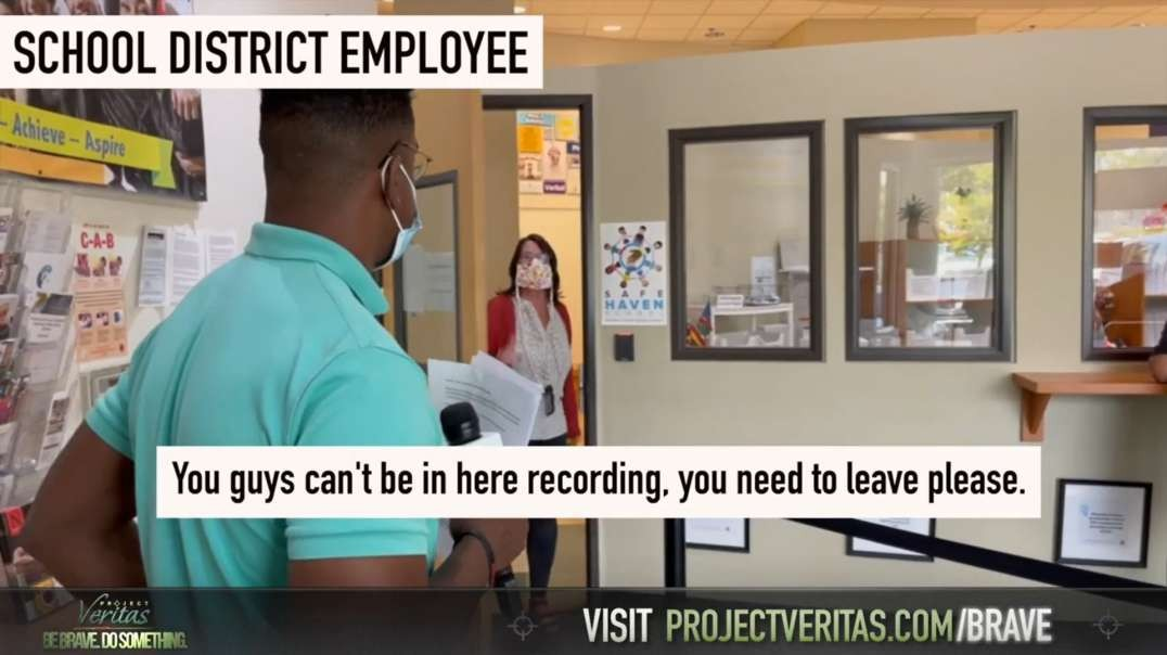 School Board Takes Steps To Fire Teacher Exposed By Project Veritas For Indoctrinating Students