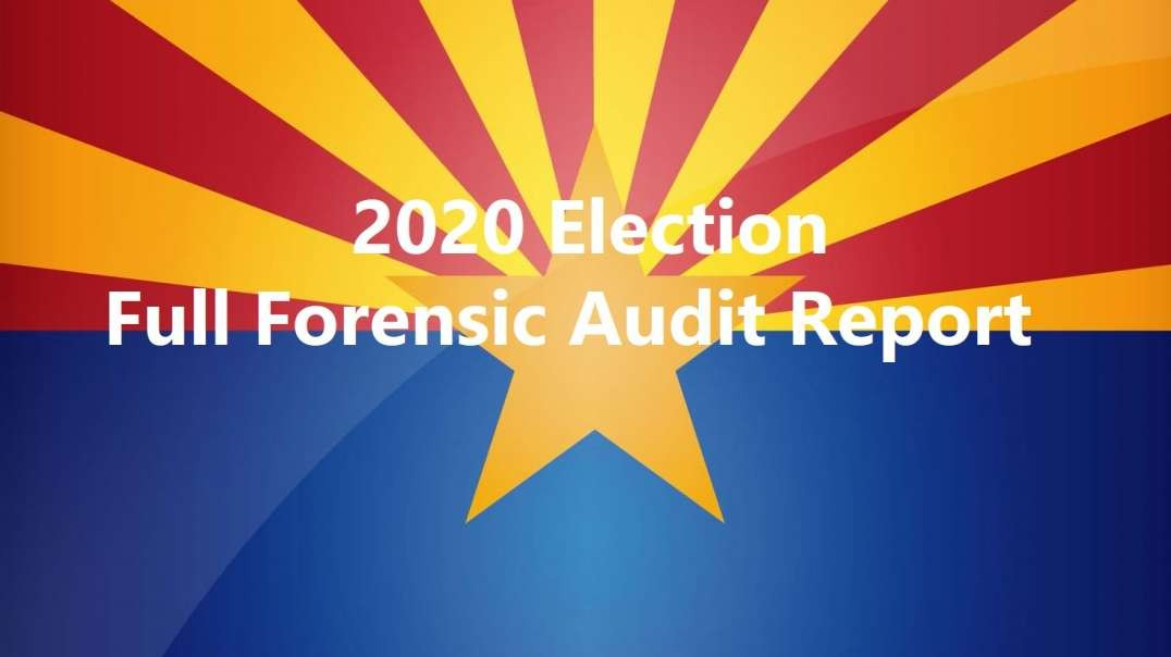 Arizona Audit Draft Report Originally Called Election Results Unreliable, Should Not Be Certified