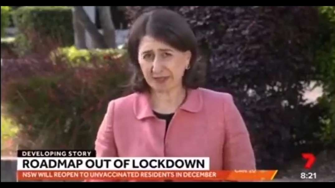 Australia New South Wales Premier, Others Resign Amid Allegations Of Quid Pro Quo On COVID Mandates