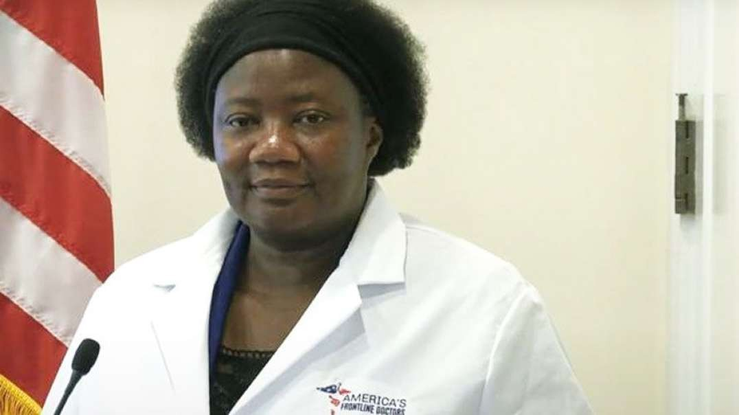 Dr. Stella Immanuel Says COVID Vaccine Is Genetic Code That Is Weakening The Immune System